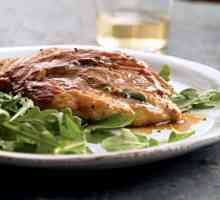 Huhn scaloppine