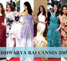 Aishwarya Rai cannes 2015: 6 Outfits, Make-up, Haar