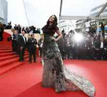 Aishwarya Rai in elie saab & Make-up Zusammenbruch: cannes 2013