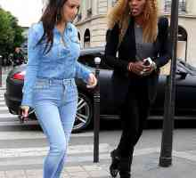 'Oder nicht? Serena williams rockt Locken in Paris