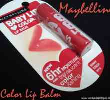 Maybelline Baby Lippen Beere Crush Bewertung, Muster