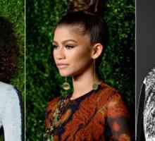 Roter Teppich frisch: zendaya, chanel iman & Tinashe bei CFDA / Vogue Fashion Fund Awards