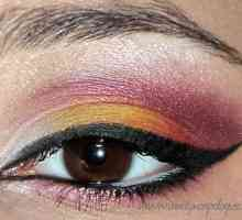 Vna l`Oreal Paris Sommer Augen Make-up contest entry 3 - Hitzewelle