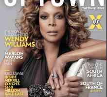 Wendy williams deckt uptown Magazin