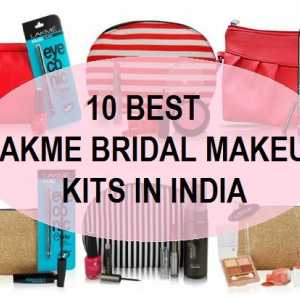 10 Top bester lakme Braut Make-up-Kit