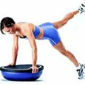 Bosu Ball Training