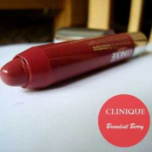 Clinique mollig Stick intensiv breiteste Beeren Swatch, Bewertung und FOTD