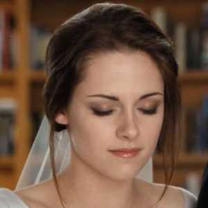 Kristen Stewarts Braut Make-up in Breaking Dawn (Teil 1)