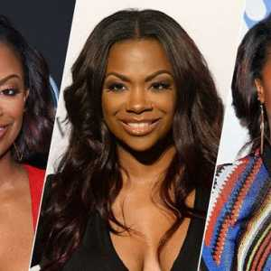 Mane Attraktion: 11 mal kandi burruss serviert Haar Inspiration