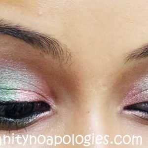 Vna l`Oreal Paris Sommer Augen Make-up contest entry 1 - Zuckerwatte Augen